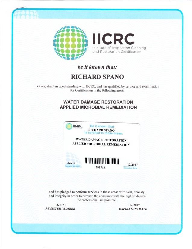 IICRC-2017