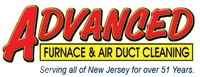 Advanced Furnace Air Duct Cleaning NJ Logo